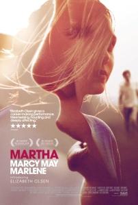 Martha Marcy May Marlene new poster
